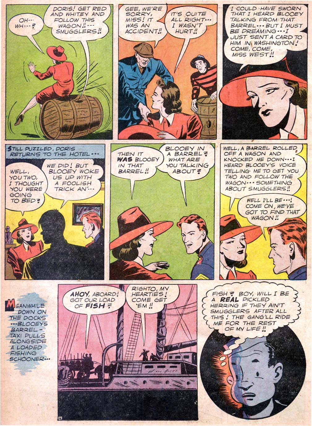 Read online All-American Comics (1939) comic -  Issue #32 - 34