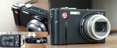 Jual Kamera Bagus Leica V-LUX 20