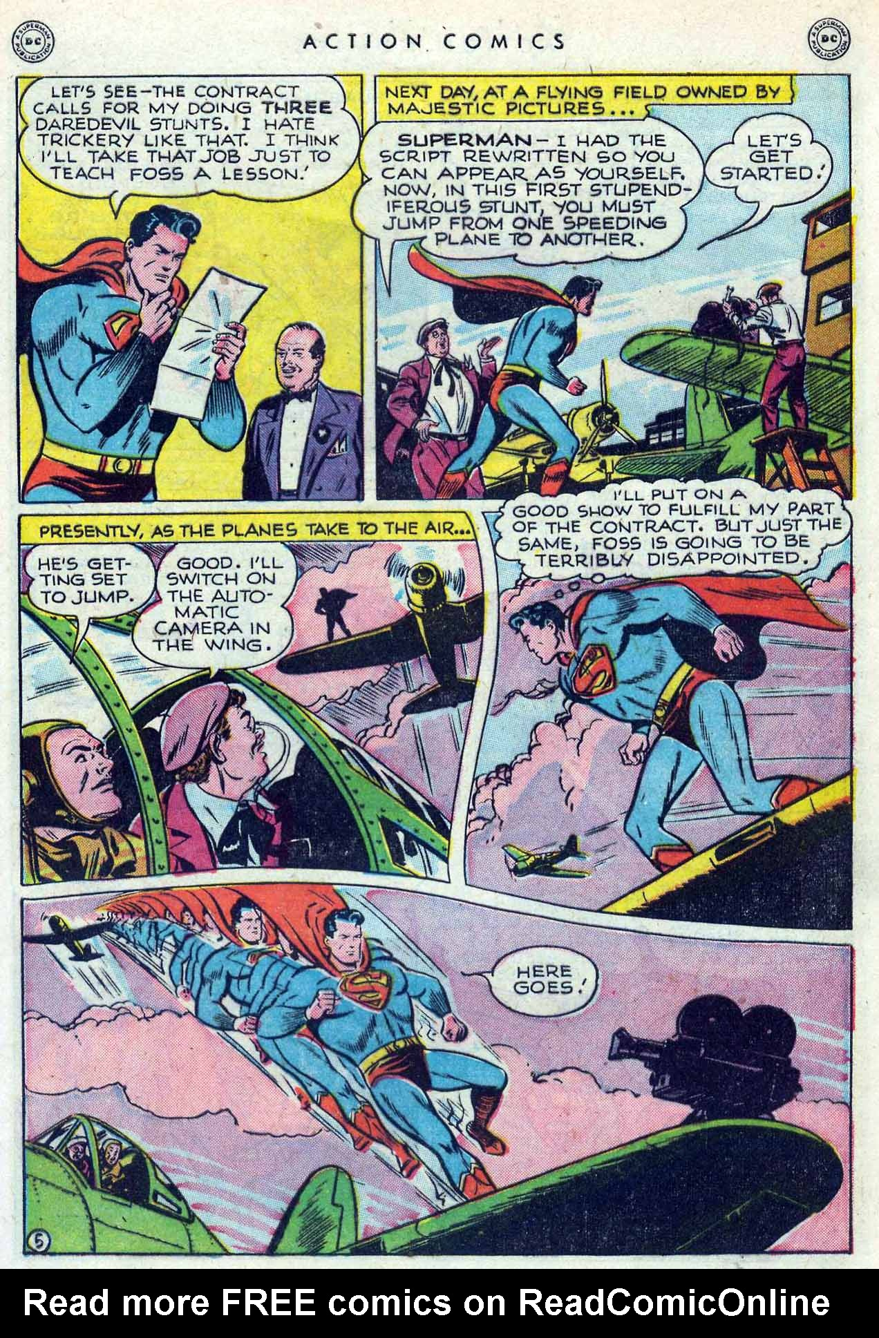 Read online Action Comics (1938) comic -  Issue #120 - 7