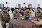 Wabup Hadiri Pemantauan TLRHP BPK RI Semester II 2017 Di Makassar