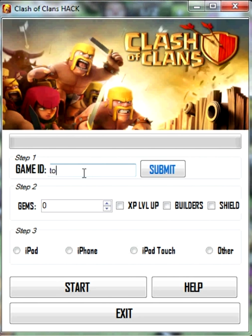 free gems clash of clans iphone clash of clans 18408