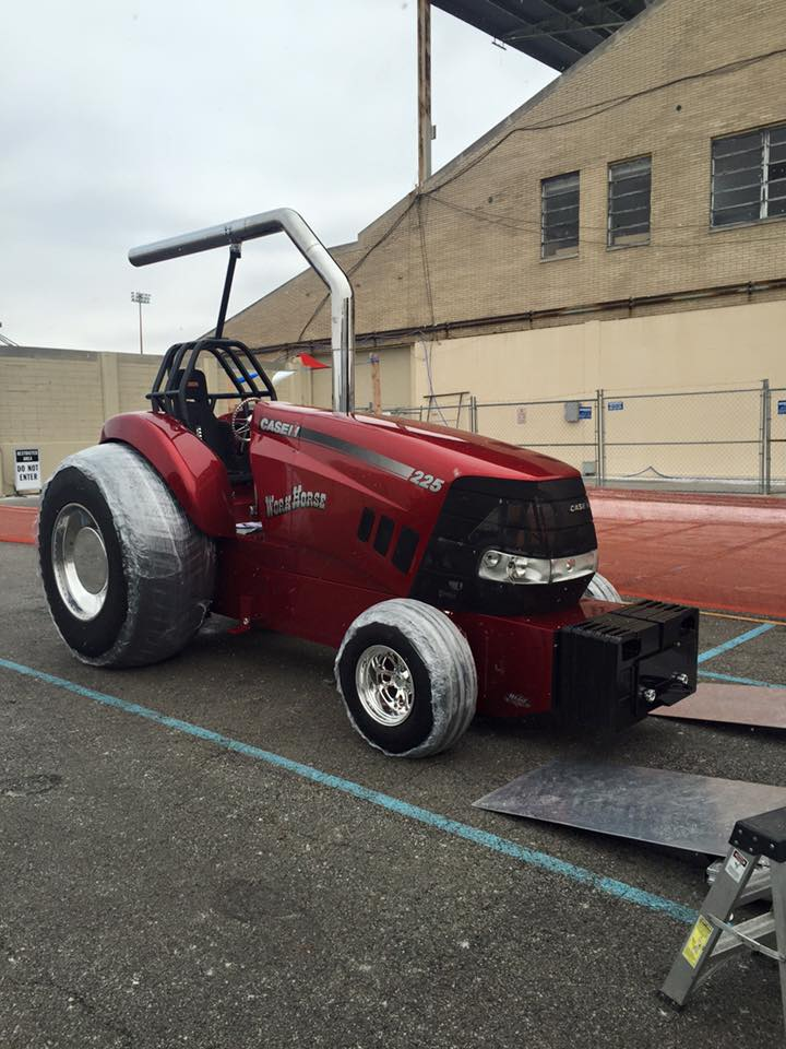 Case Ih Pulling Tractors : Tractor pulling news pullingworld new look for work