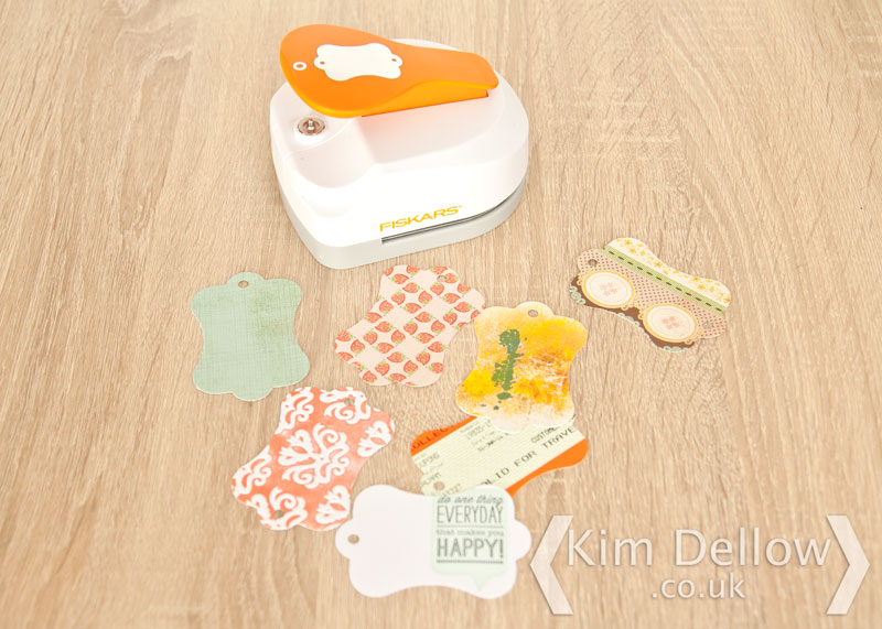 Fiskars 3 in 1 tag maker