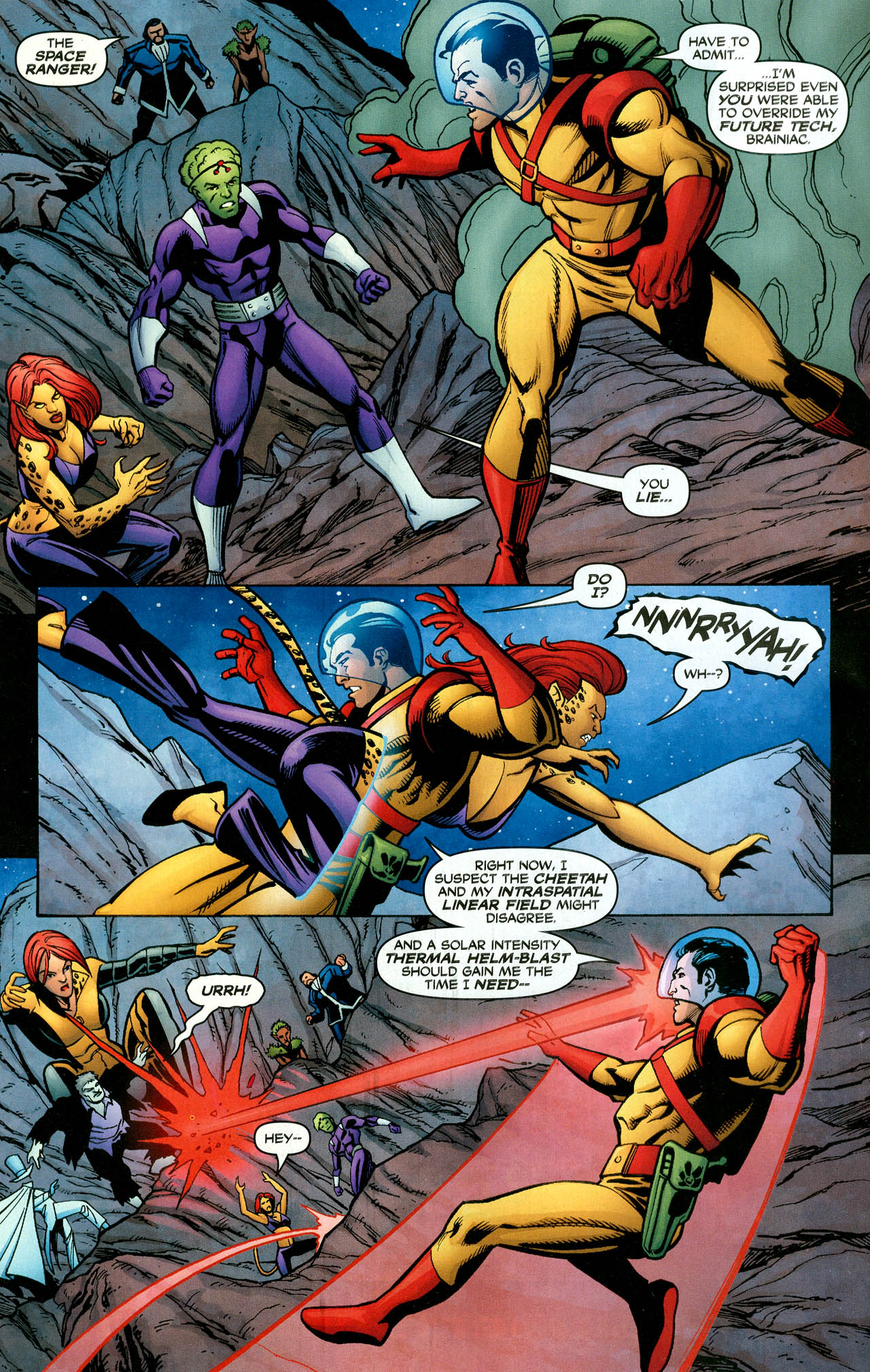 Read online Trinity (2008) comic -  Issue #30 - 23