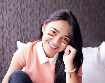 Foto Amanda Manopo Terbaru