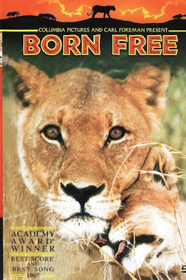 Born Free (1966) BluRay
