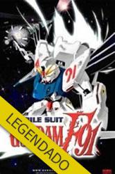 Mobile Suit Gundam F-91 – Legendado