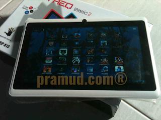 review kelebihan tablet treq A10 basic 2