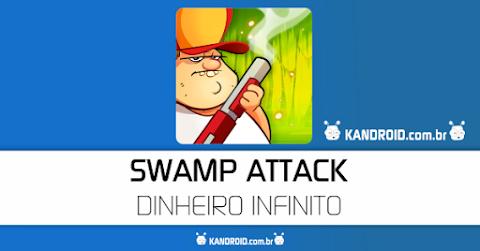 Swamp Attack v2.4.6 APK Mod [Dinheiro Infinito]