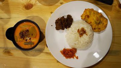 Paket saung 1 ala Saung Kedah