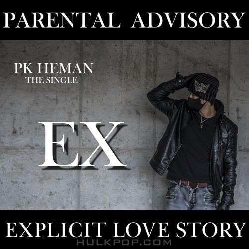 PK Heman – EX – Single