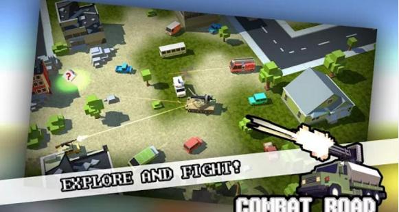 Combat Road Mod Apk
