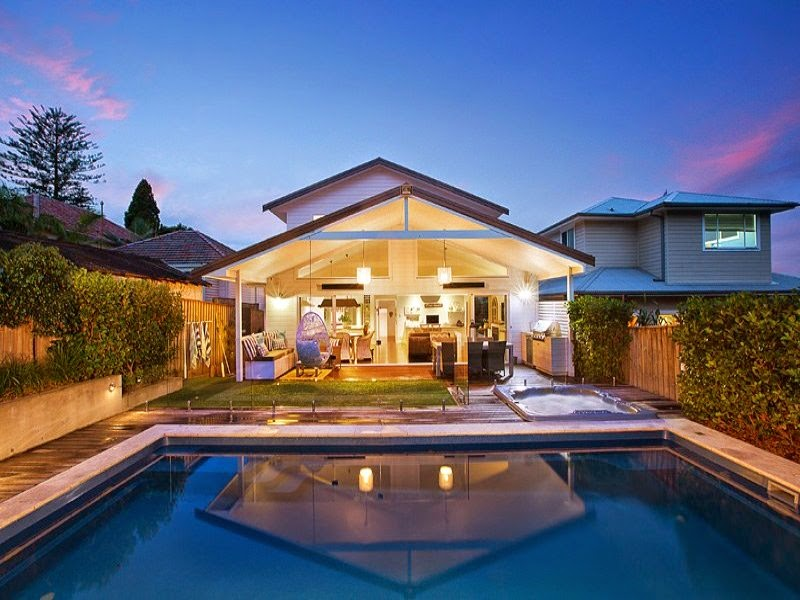 Beautifully Styled Beach House In Sydney