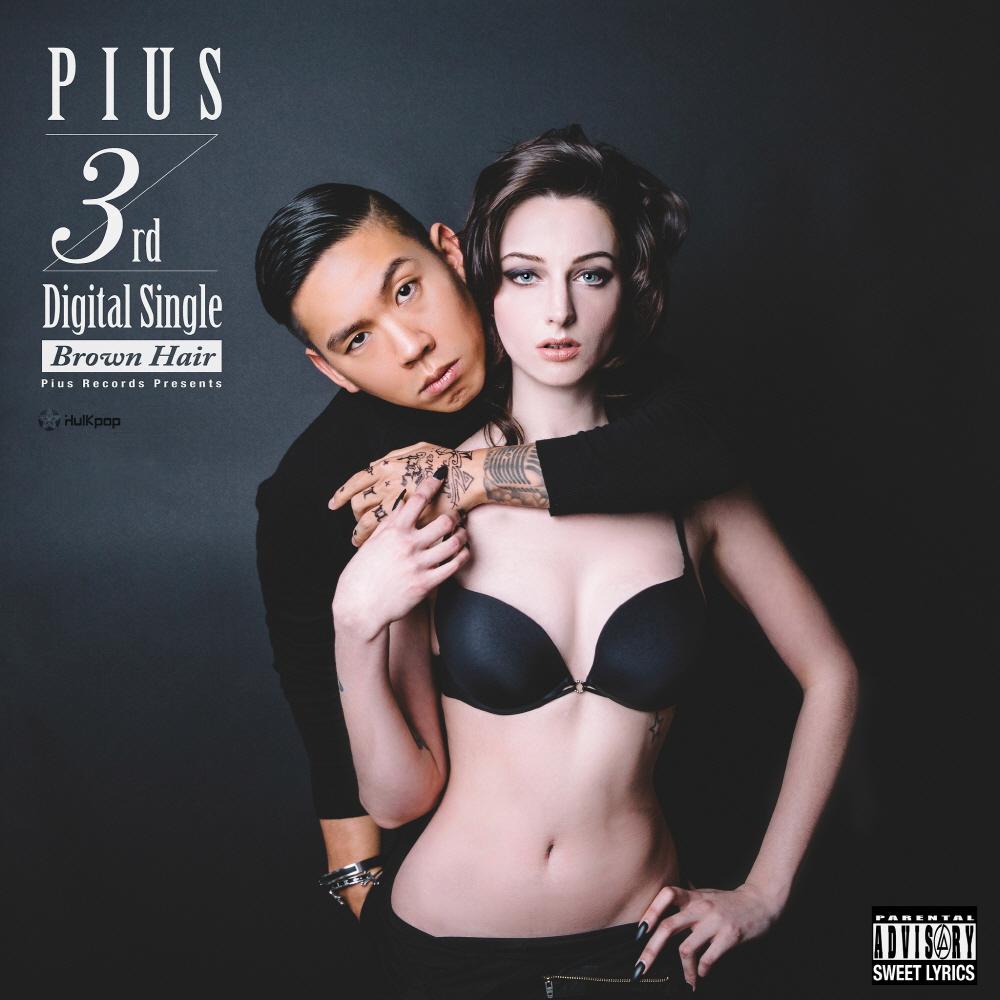 [Single] PIUS – Brown Hair – 3rd Single