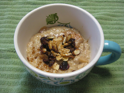 Crock Pot Oatmeal Recipe
