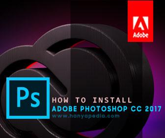 Temukan Cara Instal Adobe Cc mudah