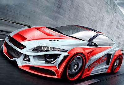 Gambar Mobil Sport Balap Super Mewah
