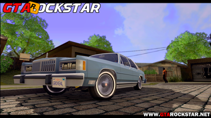 Grand Theft Auto: San Andreas Remastered Edition