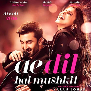 Ae Dil Hai Muskil Title song lyrics with English Translation with Real meaning