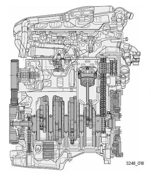 engines volkswagen w8 the car hobby. Black Bedroom Furniture Sets. Home Design Ideas