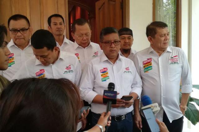 Timses Jokowi: Pernyataan Prabowo Sama Saja Menepuk Air di Dulang, Tepercik Muka Sendiri