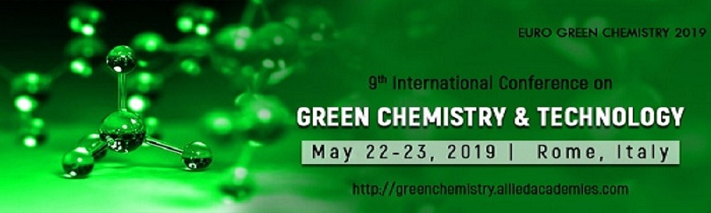 CPD Accredited, 9th International Conference on Green Chemistry & Technology