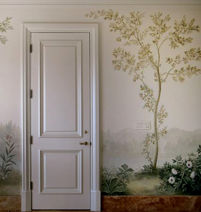 New home designs latest modern homes door paint designs for Interior door paint designs