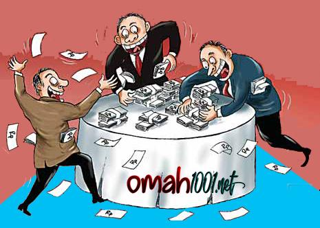 Korupsi, Ajian Waringin Sungsang dan Malih Rupa, Omah1001
