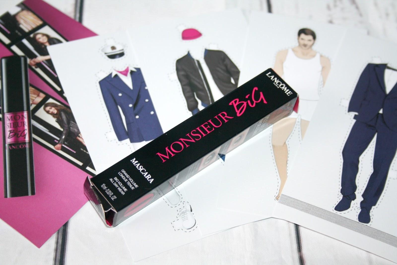 f10a5f74351 Lancôme Monsieur Big Mascara   Beauty Queen UK   Bloglovin'