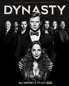 Dynasty Temporada 3 audio latino