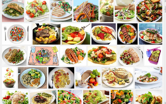 Try, One, New, Healthy, Meal, Every, Week