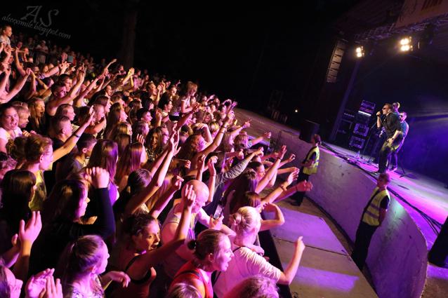 MROZU - Żarów, 06.06.2015 - koncert, fani, publiczność