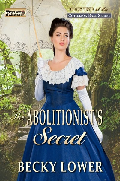 Re-Release of The Abolitionist's Secret