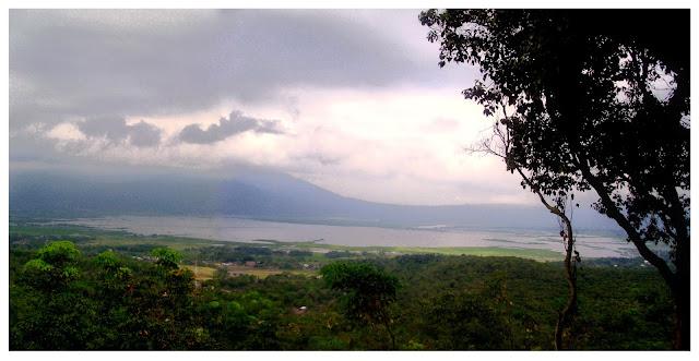 Rawa Pening Goa Rong View