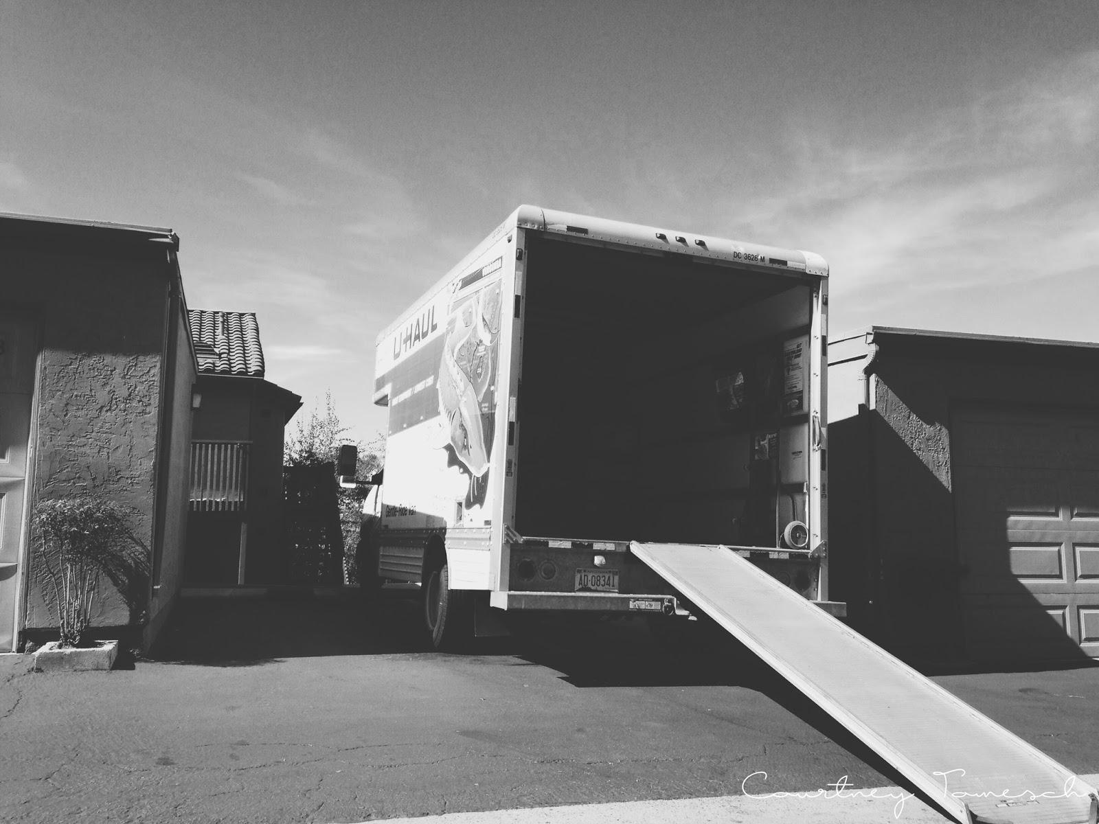 Courtney Tomesch Moving