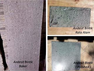 Contoh Gambar Batu Alam Templek untuk Rumah Minimalis