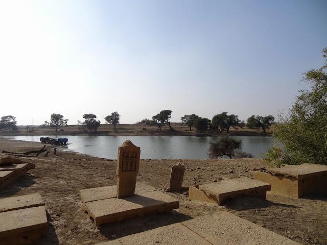Temple near Jassie Oasis - Jaisalmer, Rajasthan - Pick, Pack, Go