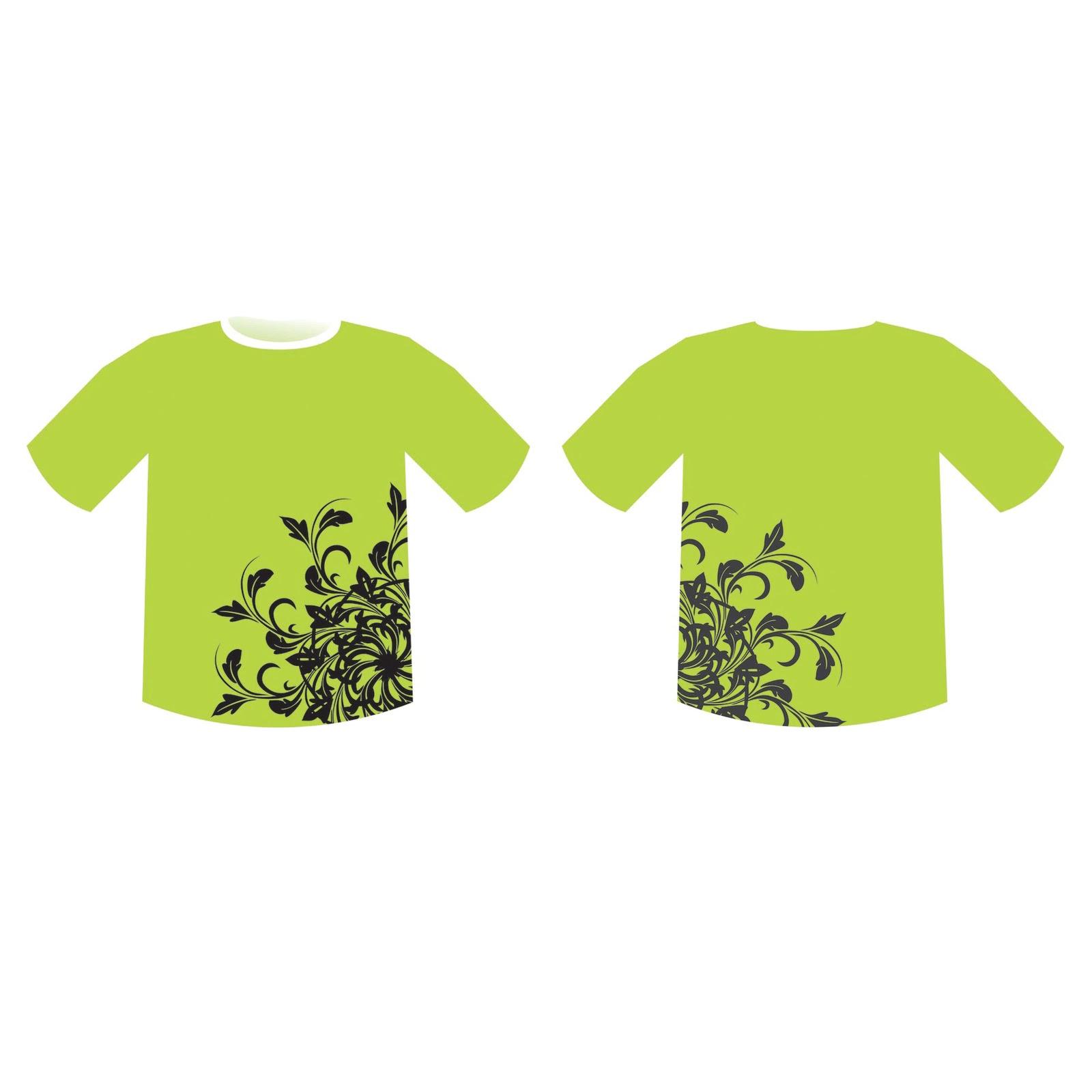 Batik Design: Design Of Batik T-Shirt