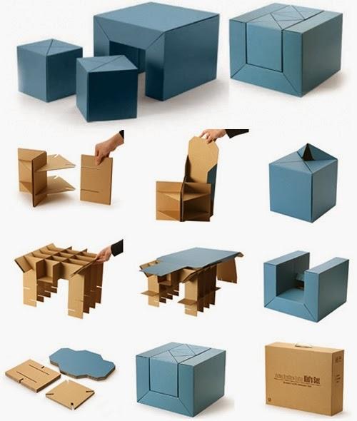Kid Cafe Furniture: REVISTA DIGITAL DE ARQUITECTURA: Mobiliario