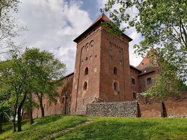 Nidzica- zamek