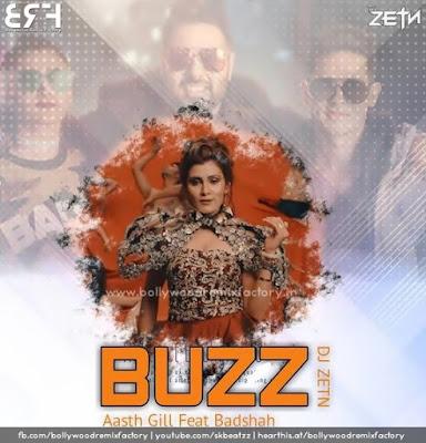 BUZZ - Aastha Gill ( Drop Down Edit ) - DJ ZETN REMiX