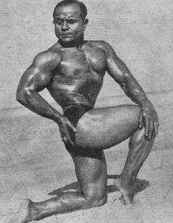 Indian Bodybuilder, Famous People in India