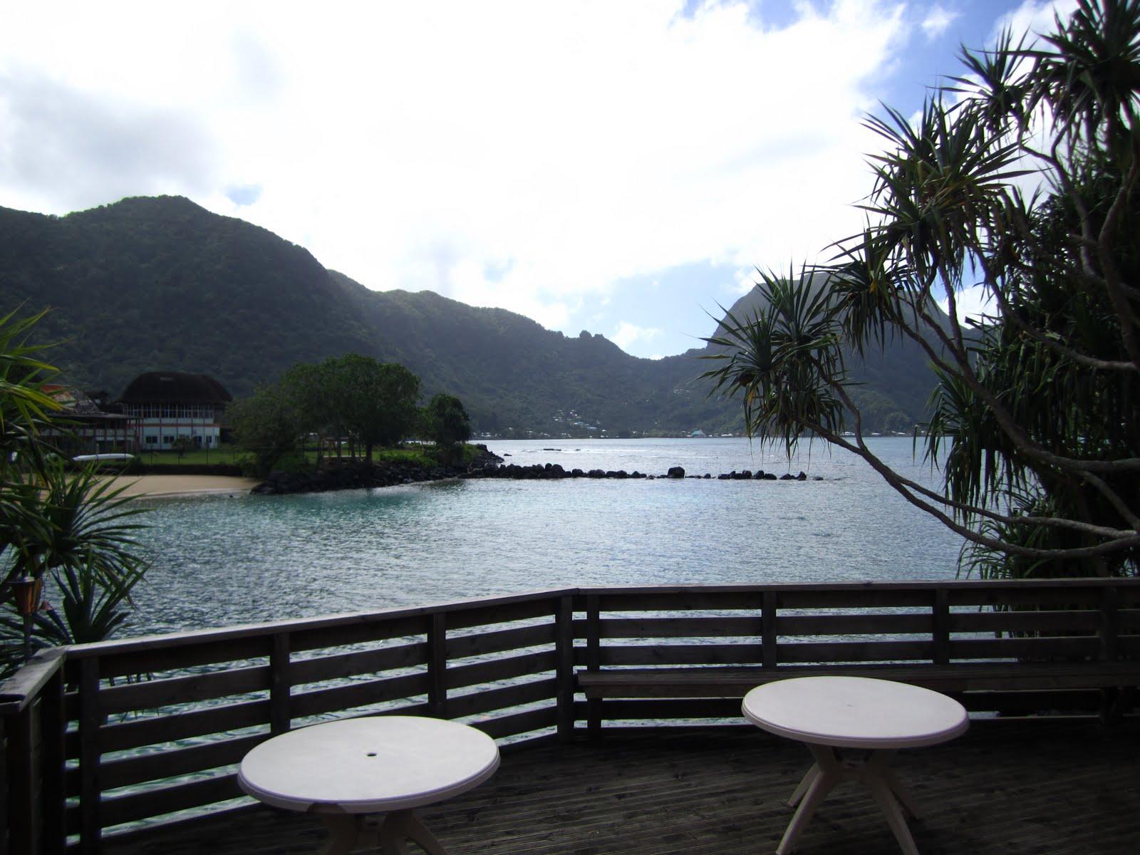 Quinn In American Samoa Living The American Samoa Dream