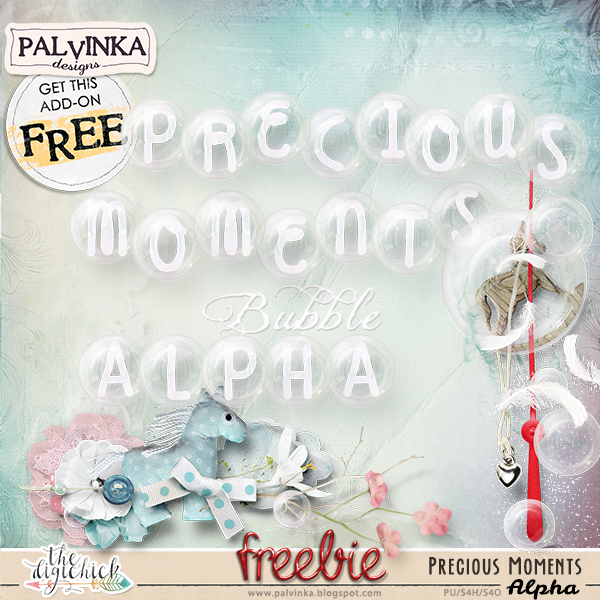 Precious Moments and Freebie