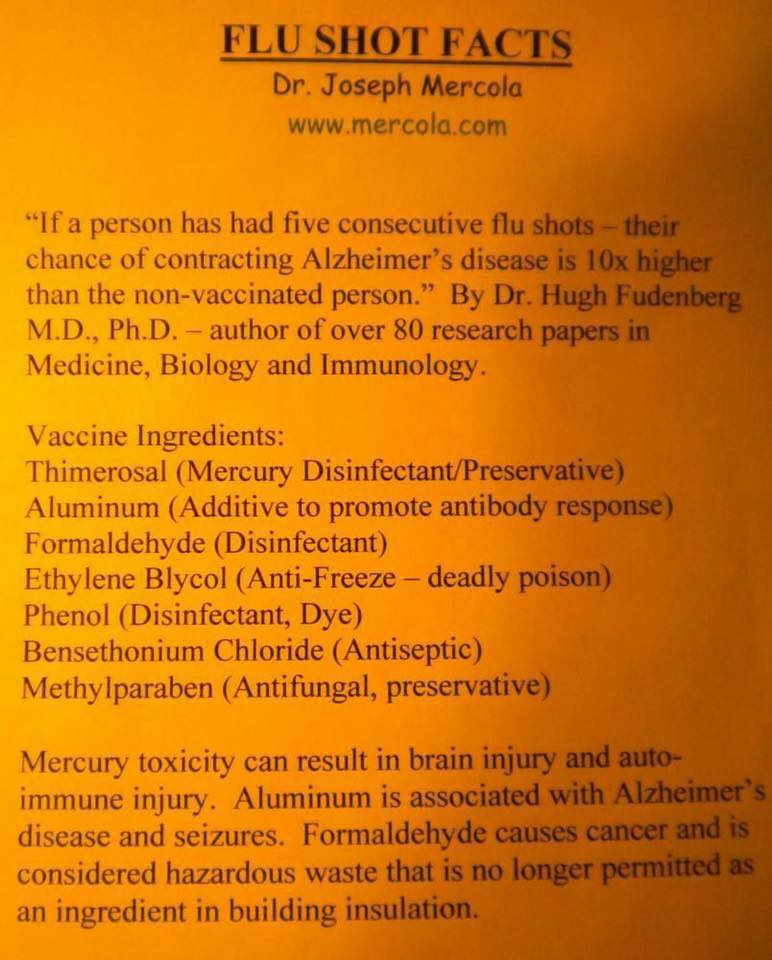 Dr  Mercola - UK Scraps Pneumonia Vaccines Because They Don't Work