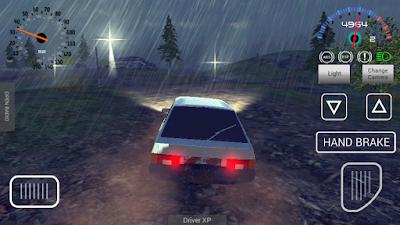 Russian Car Driver HD apk download