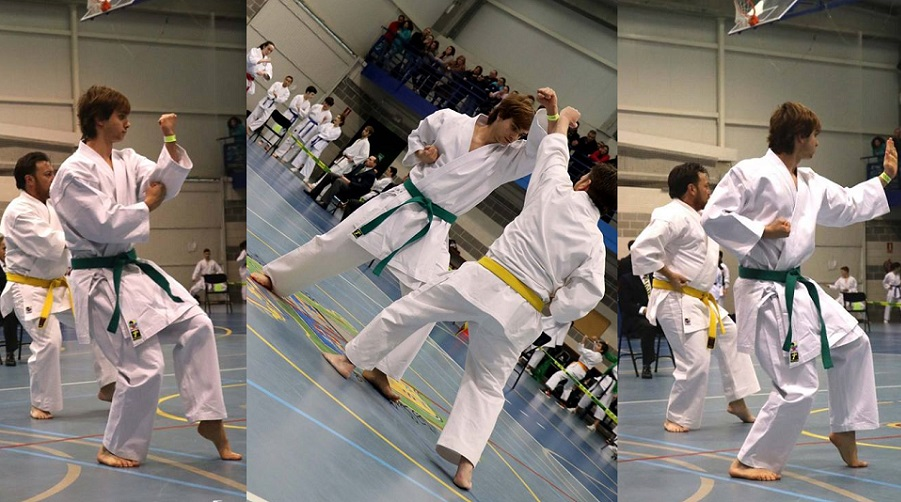 Karate shito ryu asturias im genes del gimnasio yin yang for Gimnasio yin yang