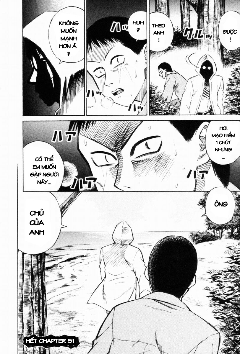 Higanjima chapter 51 trang 24