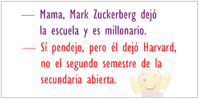 Chistes de Mark Zuckerberg
