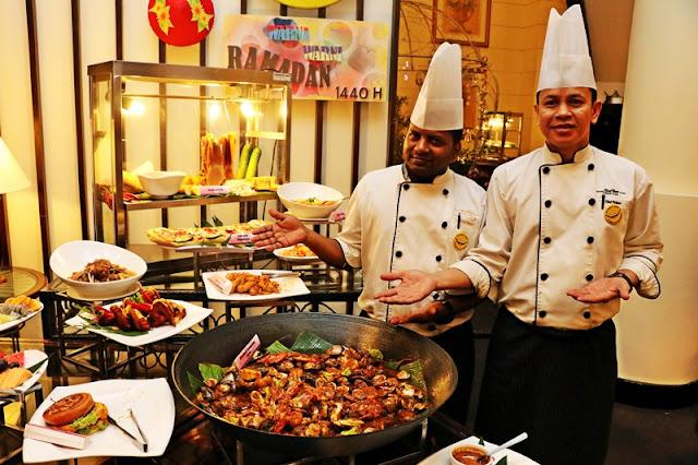 GRAND BLUEWAVE HOTEL SHAH ALAM SELANGOR - Chefs